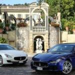 Maserati Quattroporte und Ghibli Stresa