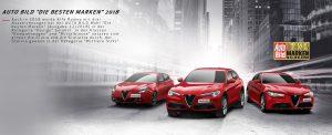 Alfa Romeo in Rastatt